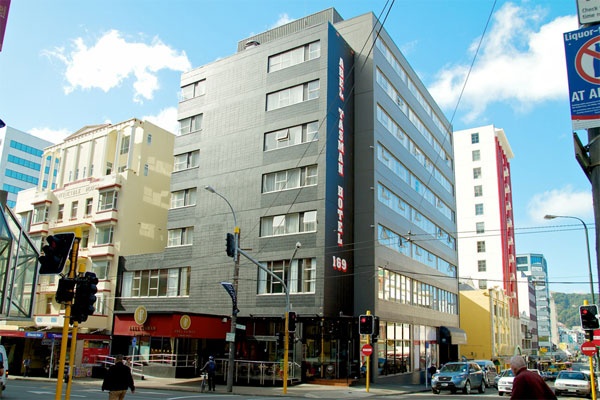 Wellington Accommodation Restaurant City Conference Venue Hotel Nz