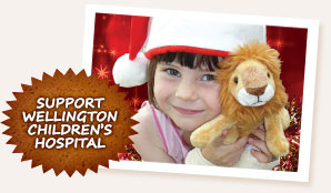 Support Wellington Children's Hospital