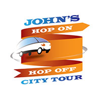 John's Hop on Hop Off City Tour
