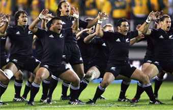 Investec Tri Nations Rugby: All Blacks v South Africa