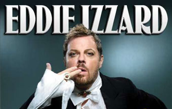 Eddie Izzard – Stripped