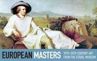 European Masters: 19th–20th century art from the Städel Museum