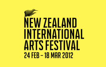 New Zealand International Arts Festival Wellington 2012