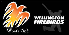 Wellington Firebirds HRV Cup Twenty20 Cricket