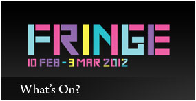 New Zealand Fringe Festival Wellington 2012