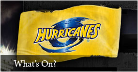 Wellington Hurricanes 2011