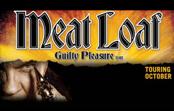 Meat Loaf's 'Guilty Pleasure' Tour