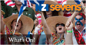 2012 NZ International Rugby Sevens