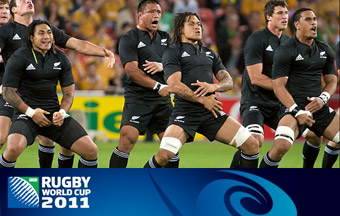 Rugby World Cup 2011 Wellington