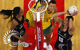 Silver Ferns Netball New Zealand