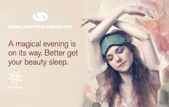 The Sleeping Beauty: Royal New Zealand Ballet