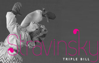 Stravinsky Triple Bill Royal NZ Ballet