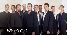 The Ten Tenors Double Platinum Tour