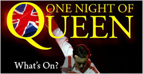 One Night of Queen Starring: Gary Mullen and The Works