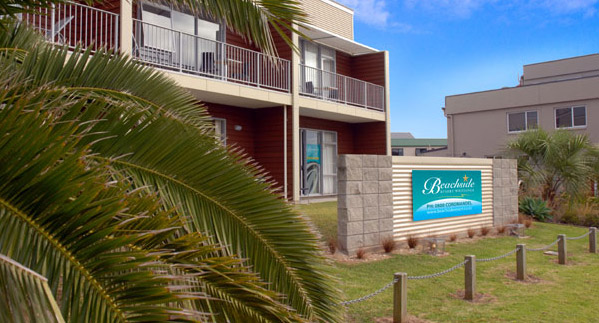 Beachside Resort Motel Apartment Accommodation Whitianga
