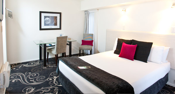 Central City Apartment Hotel Wellington Accommodation NZ